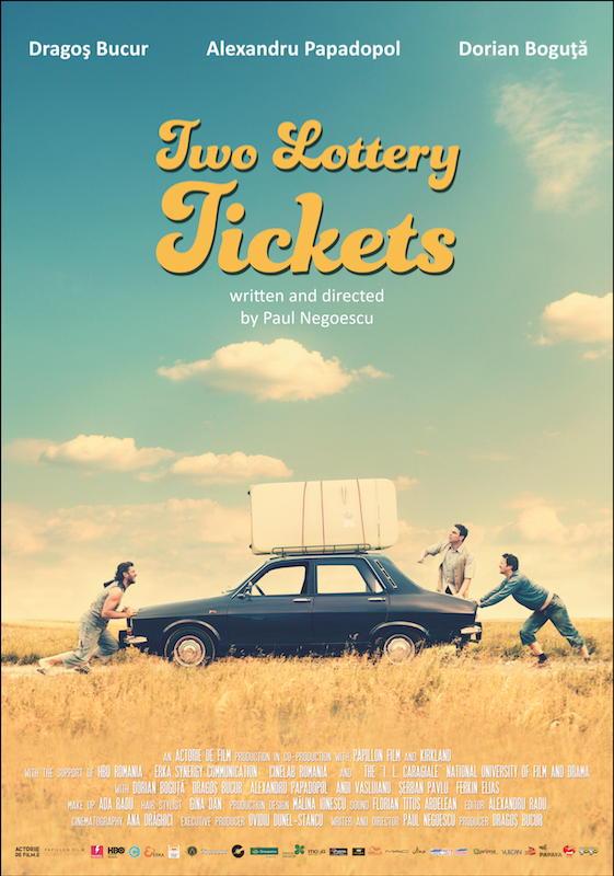 Two Lottery Tickets - Heretic
