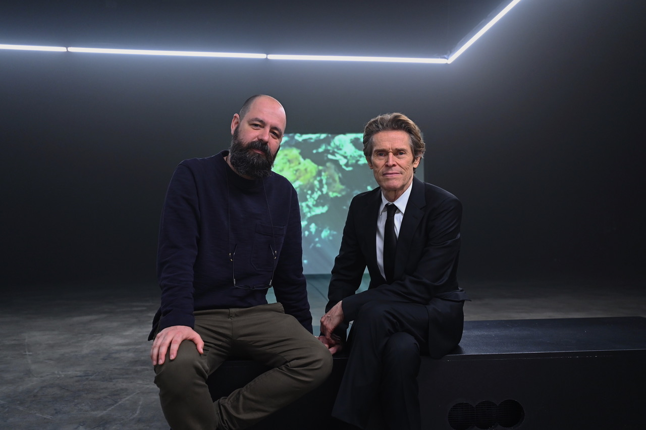 HERETIC wraps principle photography on its first English- language film, starring Willem Dafoe.